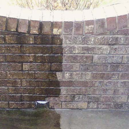 Paver Patio Cleaning and Sealing - Pressure Washing  